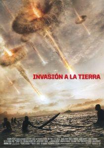 Póster de la película Invasión a la Tierra