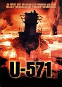 Póster de la película U-571