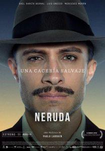 Póster de la película Neruda
