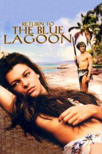 Póster de la película Regreso al lago azul
