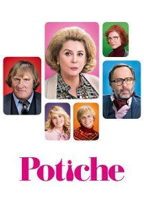 Póster de la película Potiche, mujeres al poder