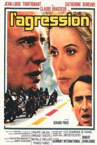Póster de la película La agresión