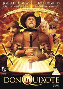 Póster de la película Don Quijote (2000)