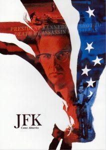 Póster de la película J.F.K.: caso abierto