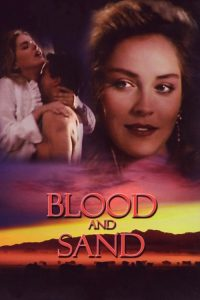 Póster de la película Sangre y arena (1989)