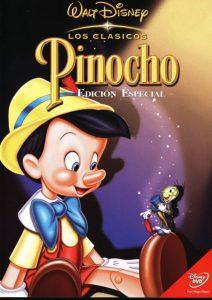 Póster de la película Pinocho