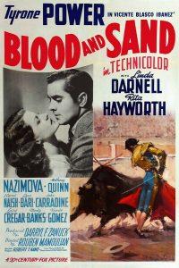 Sangre y arena (1941)