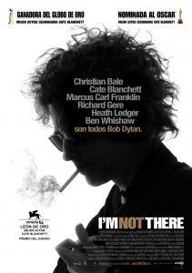 Póster de la película I'm not there