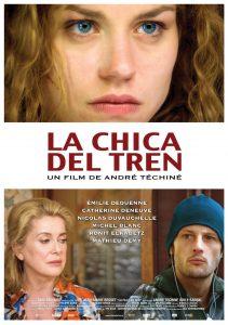 Póster de la película La Chica del Tren (2009)