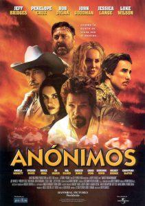 Póster de la película Anónimos