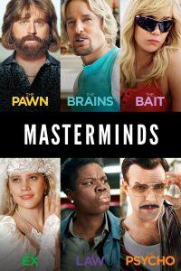 Póster de la película De-mentes criminales