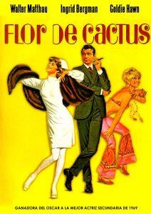 Póster de la película Flor de cactus