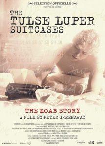 Póster de la película Las maletas de Tulse Luper. La historia de Moab