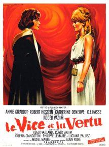 Póster de la película El vicio y la virtud
