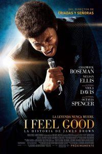 Póster de la película I Feel Good: La historia de James Brown
