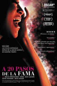 Póster de la película A 20 pasos de la fama