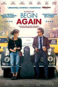 Póster de la película Begin Again