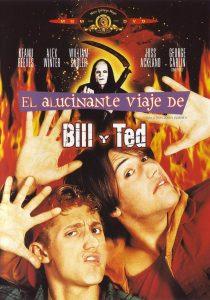 Póster de la película El alucinante viaje de Bill y Ted
