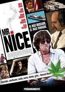 Póster de la película Mr. Nice