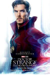 Póster de la película Doctor Strange