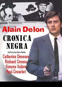Póster de la película Crónica negra