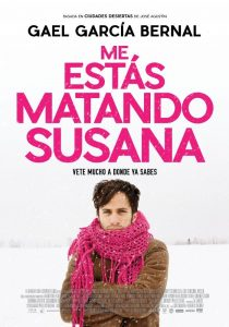 Póster de la película Me estás matando Susana