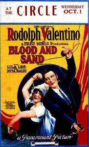 Póster de la película Sangre y arena