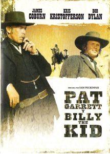 Póster de la película Pat Garrett y Billy el Niño