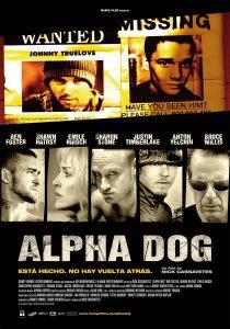 Póster de la película Alpha Dog