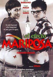 Póster de la película El efecto mariposa (1995)