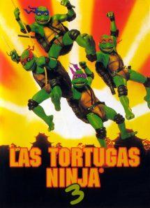 Póster de la película Las tortugas ninja III
