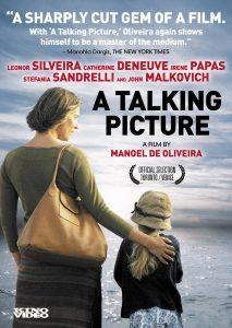 Una película hablada