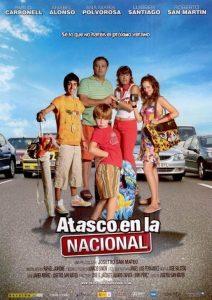 Póster de la película Atasco en la nacional