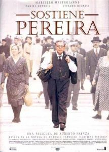 Póster de la película Sostiene Pereira