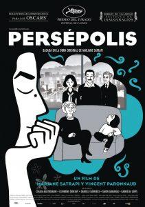 Póster de la película Persépolis