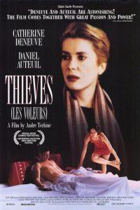 Póster de la película Los ladrones