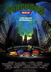 Póster de la película Las tortugas ninja