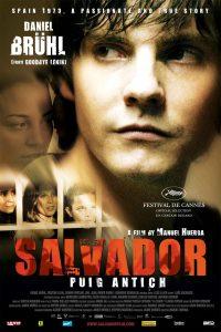Póster de la película Salvador (Puig Antich)