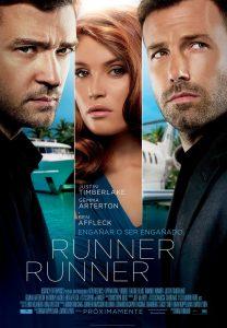 Póster de la película Runner Runner
