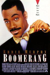 Póster de la película Boomerang: el príncipe de las mujeres
