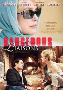 Póster de la película Las amistades peligrosas (2003)