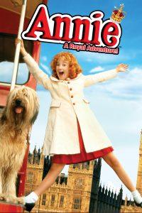 Póster de la película Annie, una aventura real