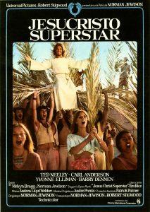 Póster de la película Jesucristo superstar (1973)