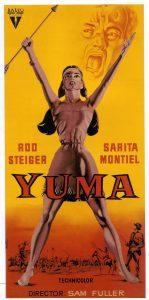 Póster de la película Yuma