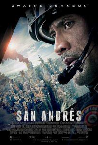 Póster de la película San Andrés