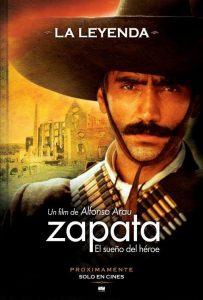 Póster de la película Zapata: El sueño de un héroe