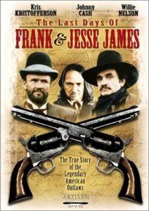 Póster de la película Los últimos días de Frank y Jesse James