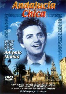 Póster de la película Andalucía chica