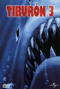 Póster de la película El gran tiburón