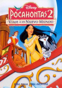 Póster de la película Pocahontas 2: Viaje a un nuevo mundo